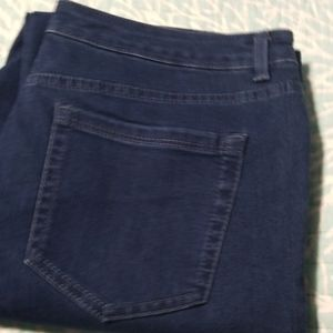 NWOT Charter Club Jean's, Bristol ankle 12